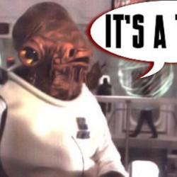 Admiral Ackbar To Become Mississippi University Mascot?