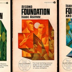 "Asimov's FOUNDATION Trilogy: Sony Taps ""All You Need Is Kill"" Scribe to Adapt the Classic"