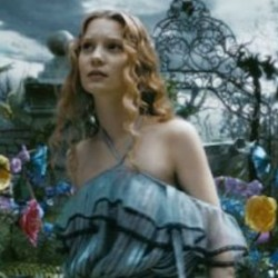 First Clip From Alice in Wonderland – Clothing Optional