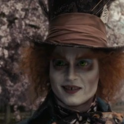 NEW Alice In Wonderland Featurette – The Mad Hatter