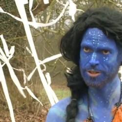 Live Avatar Role Playing: F**k You Sky Bitch!