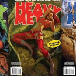 HEAVY METAL: Fincher Brings Cameron And Snyder On Board