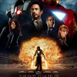 Behold! The New IRON MAN 2 International Poster