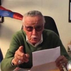 Comic Book Legend STAN LEE Launches Oscar Campaign