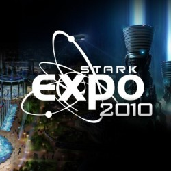 IRON MAN 2 Viral Site Takes Us To STARK EXPO 2010, Plus New Images From The Film