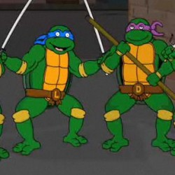 The NINJA TURTLES Finally Learn How To Use Their Weapons