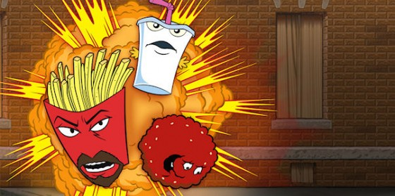 Willis voices the characters of Meatwad and Carl on the Adult Swim series ...
