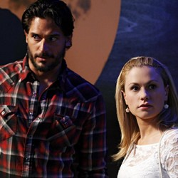 TRUE BLOOD: Hunky Hairy Werewolf, New Waitress, And Steamy Comic Books