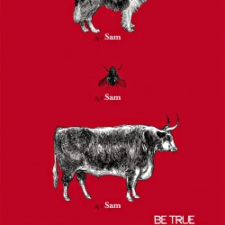 TRUE BLOOD: Bill, Milk Carton Style And The Many Shapes Of Sam Promo Posters