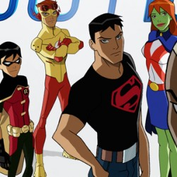 New DC Animated Series YOUNG JUSTICE To Debut On Cartoon Network