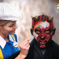 Ads For Star Wars Weekends 2010 Unleash Darth Maul's Inner Child