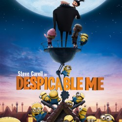 Despicable Me: Final Poster Is Anything But Despicable