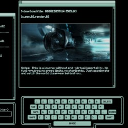 TRON LEGACY: Playable Space Paranoids Game Is Live And New Viral Site Is Online!