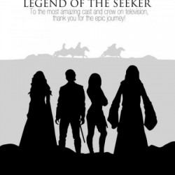 Fan Love: SAVE OUR SEEKER Seeks To Save Show With VARIETY Ad