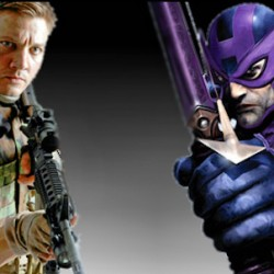 Jeremy Renner To Play Hawkeye In The Avengers