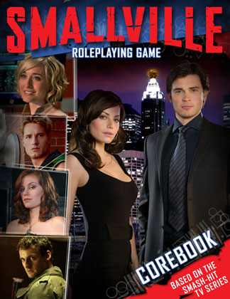 Smallville Role Playing Game Corebook