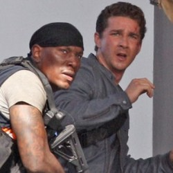 Transformers 3 Set Pictures Featuring Shia LaBeouf, Tyrese Gibson and Rosie Huntington-Whiteley