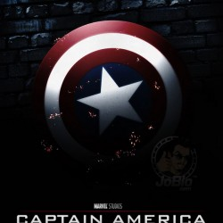 Teaser Poster For Captain America: The First Avenger Revealed?