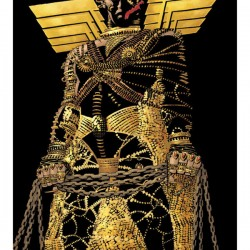 Frank Miller's XERSES Lithograph Ushers In The 300 Prequel