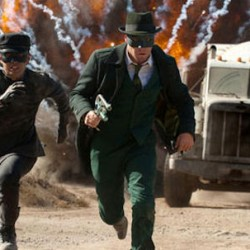 The Green Hornet: Official Trailer and Photos