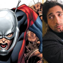 Rumor Has It! Adrien Brody To Play Ant-Man? Edgar Wright Says Not True