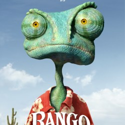Rango: Trailer and Poster – Johnny Depp Is a Chameleon With An Identity Crisis