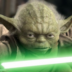 Found Him We Have: Directions From Master Yoda On TomTom GPS