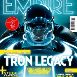 Electric TRON LEGACY Empire Covers