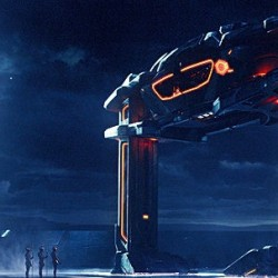 TRON: Legacy – Five New Images Including a Hooded Kevin Flynn
