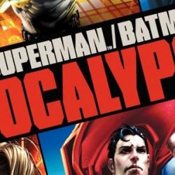 SUPERMAN/BATMAN: APOCALYPSE DVD Features Summer Glau As Supergirl