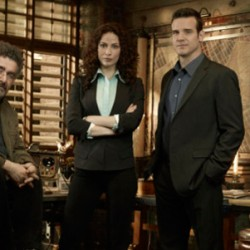 Midseason Premiere Date and Time for WAREHOUSE 13 Announced