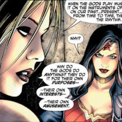 Great Hera! Wonder Woman Gets a New Look and a New Origin