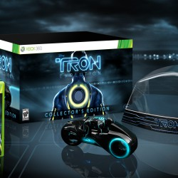 Tron: Evolution – Disney Interactive To Release Collector's Edition With Collectible Light Cycle