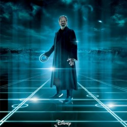 Tron: Legacy – New International Poster Featuring Kevin Flynn