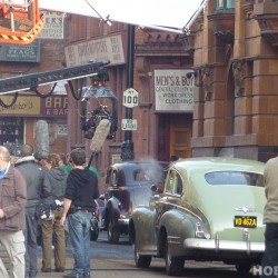 Captain America: The First Avenger – NEW Images and Action Videos From The Set