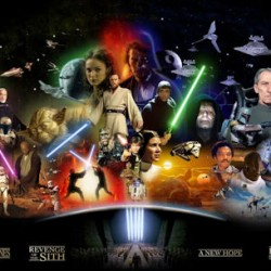 Entire STAR WARS Saga In 3D To Hit Theaters Starting In 2012
