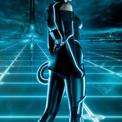 TRON: Legacy – New Olivia Wilde Poster and Sneak Peek With New Footage