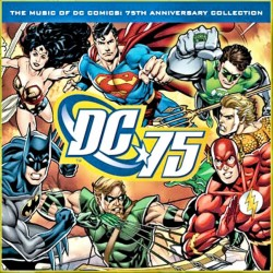 DC Comics To Unleash The Music of DC Comics: 75th Anniversary Collection