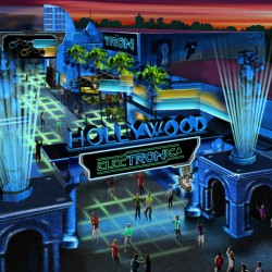 First Look: Disneyland's Tron: Legacy Themed Dance Party ElecTRONica