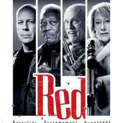 RED: New Clip and International Poster