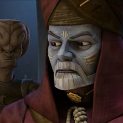 STAR WARS: THE CLONE WARS: George Lucas Becomes An Action Hero