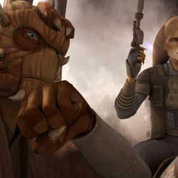 STAR WARS: CLONE WARS Travels Back In Time To The Siege Of Ryloth