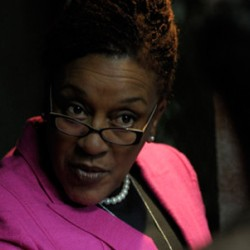 Behind the Mystery Of WAREHOUSE 13's Mrs. Fredric – Interview With CCH Pounder