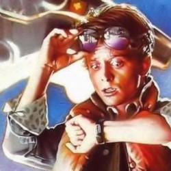 Michael J. Fox Gets Back In The DeLorean For The 2010 Scream Awards Trailer