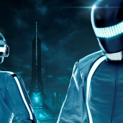 TRON: Legacy – See and Hear Daft Punk On The Grid