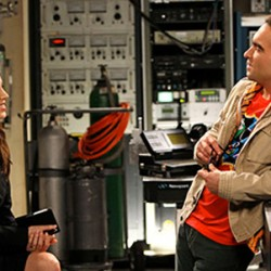 THE BIG BANG THEORY: First Look at Eliza Dushku's Guest Spot