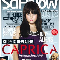 Save CAPRICA: Fans To Send SyFy A Message In Apples