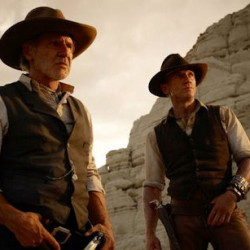Cowboys & Aliens: Saddle Up for the Kick Ass Teaser Trailer and Images