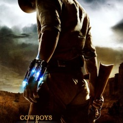 Cowboys & Aliens: Awesome Teaser Poster and Countdown to the Trailer Premiere Begins