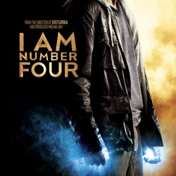 I AM NUMBER FOUR: Alex Pettyfer Gets Charged Up In The First Poster